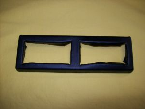 A/C Duct Face Plate-60375409