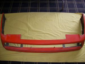 Lower Bumper Panel (used) -  temporarily out of stock-61747400