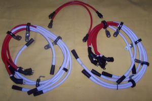 Ignition Wire Set-Complete 1 Distributor-9938