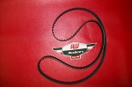 GTV6/Milano/164 Timing Belt-60562106