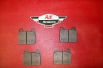 Spider/GTV Brake Pads (ATE) Front-60713601