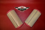 Air Filter (Spica Injected) Sold In Pairs-60727378