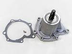 Water Pump With Gasket Italian made W/upgraded impeller-121255