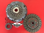Clutch Kit - Disc Pressure Plate Release Bearing and Seals Included-CLAV8